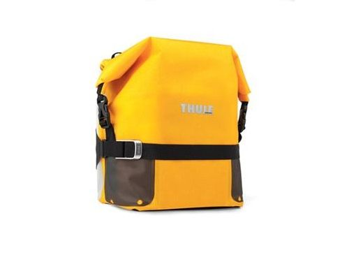 Thule Pack 'n Pedal bisaga žuta 15,5L za pustolovne ture