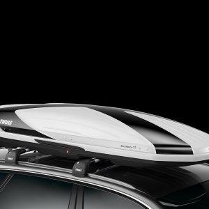 Thule Excellence 900 XT crno-bijela limited ed. krovna kutija 2