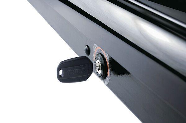 Thule Motion XL (800) crna metalik krovna kutija 8