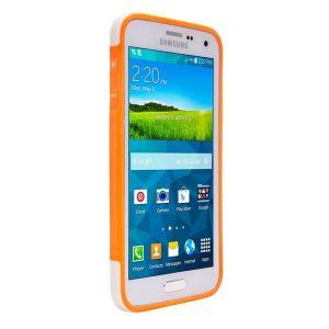 Navlaka Thule Atmos X3 za Samsung Galaxy S5 bijelo-narančasta 3