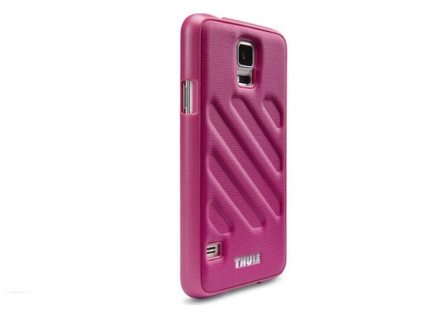 Navlaka Thule Gauntlet za Samsung Galaxy S5 roza 1