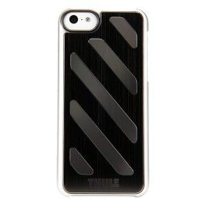 Aluminijska navlaka Thule Gauntlet za iPhone 5c crna 3