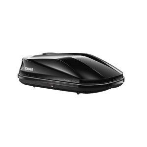 Thule Touring S (100) crna sjajna krovna kutija 3