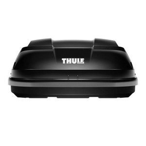 Thule Touring S (100) crna sjajna krovna kutija 6