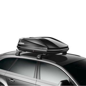 Thule Touring S (100) crna sjajna krovna kutija 2