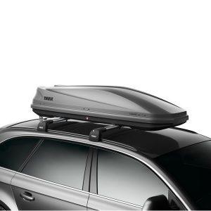 Thule Touring Sport (600) titan aeroskin krovna kutija 2