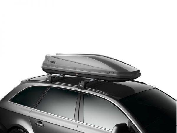Thule Touring Sport (600) titan aeroskin krovna kutija 1
