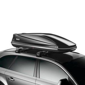 Thule Touring L (780) crna sjajna krovna kutija 2