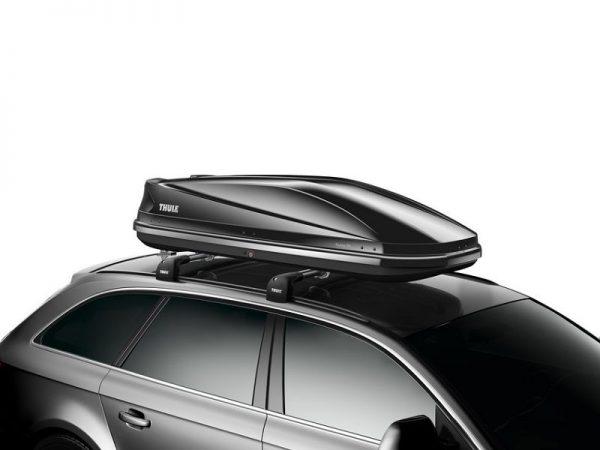 Thule Touring L (780) crna sjajna krovna kutija 1
