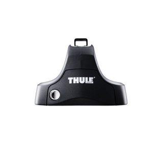Komplet Thule krovni nosač sa čeličnom šipkom za normalan krov 754 3