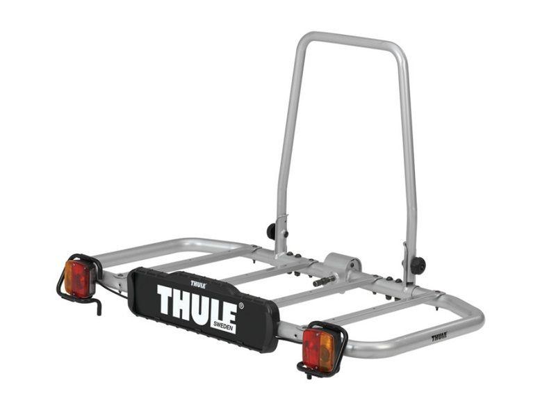 Thule EasyBase 949 nosač bicikla 2u1 na kuku vozila