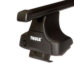 Komplet Thule krovni nosač sa čeličnom šipkom za normalan krov 754 2
