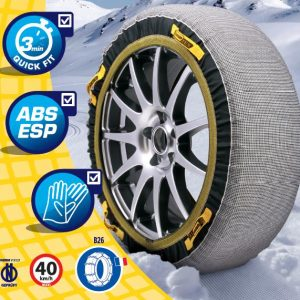 Lanci za snijeg tekstilni (čarape) Grip Tex GT2 (par) 3