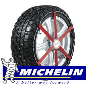 Lanac za snijeg Michelin Easy grip T11 (par) 2