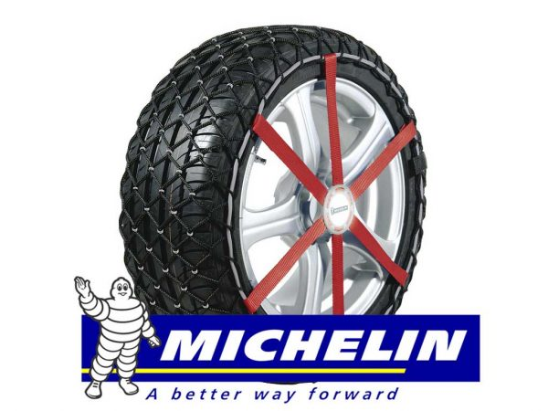 Lanac za snijeg Michelin Easy grip R12 (par) 1