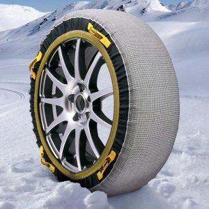Lanci za snijeg tekstilni (čarape) Grip Tex GTB (par) 2