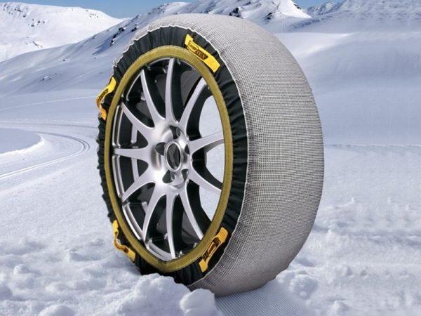 Lanci za snijeg tekstilni (čarape) Grip Tex GTA (par) 1