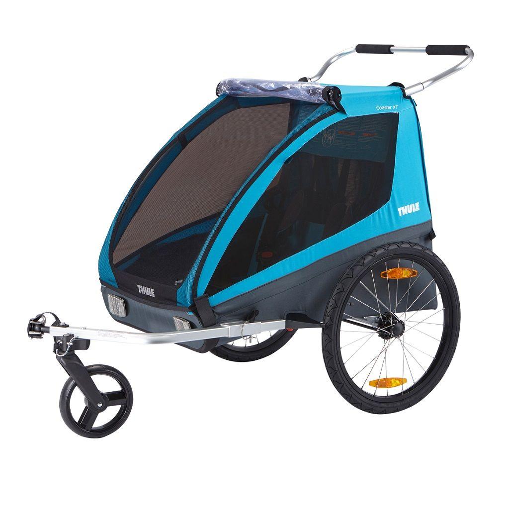Thule Coaster XT dječja kolica za dvoje djece