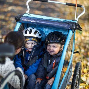 Thule Coaster XT dječja kolica za dvoje djece 12