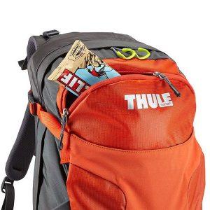 Muški ruksak za planinarenje Thule Capstone 22L crno-sivi 6