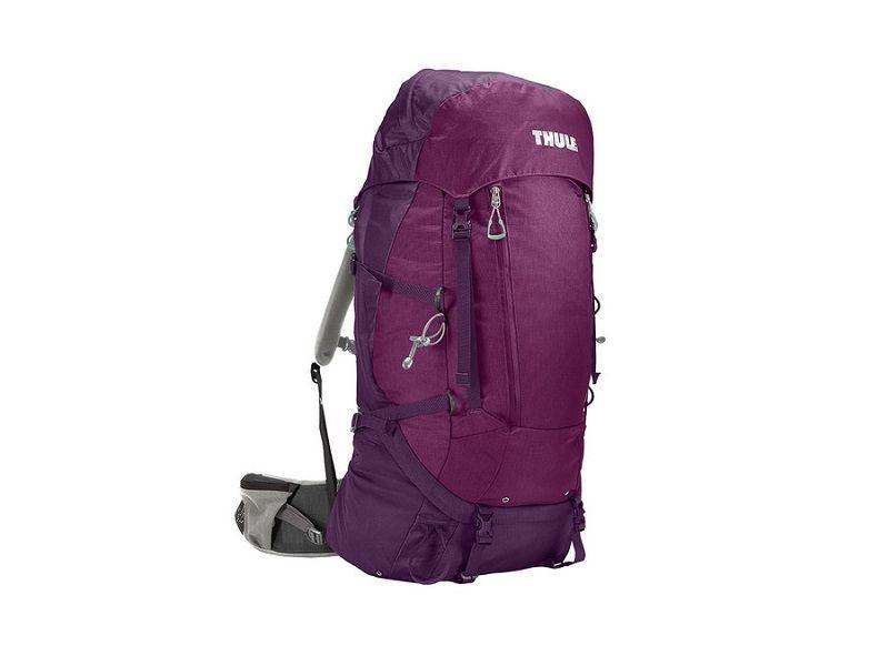 Ženski ruksak Thule Guidepost 65L ljubičasti (planinarski)