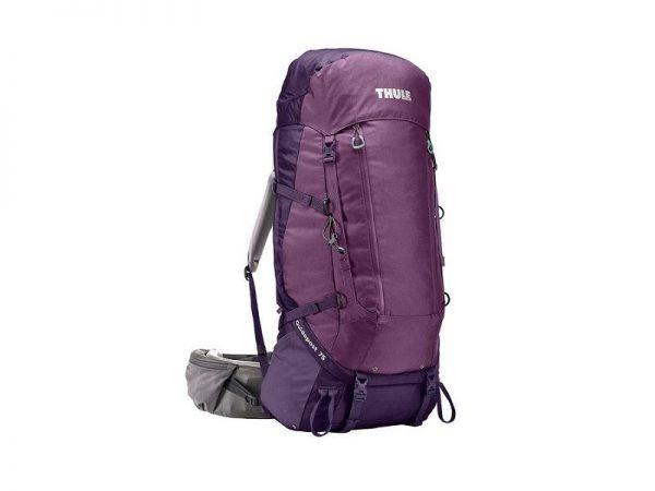 Ženski ruksak Thule Guidepost 75L ljubičasti (planinarski) 1
