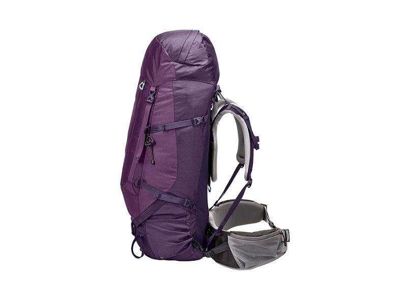 Ženski ruksak Thule Guidepost 75L ljubičasti (planinarski)