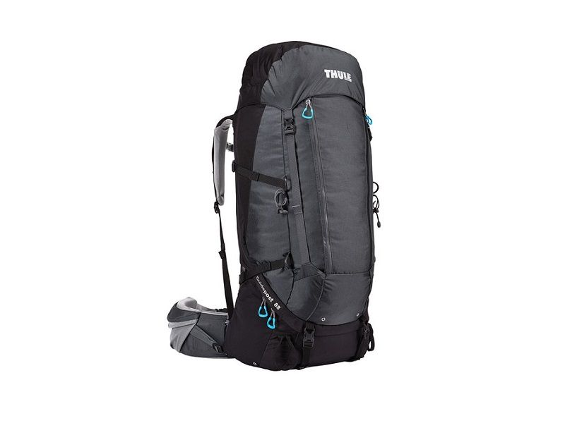 Muški ruksak Thule Guidepost 88L crno-sivi (planinarski)