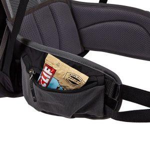 Muški ruksak za planinarenje Thule Capstone 50L narančasto-sivi 6
