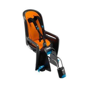 Dječja sjedalica stražnja na ramu Thule RideAlong tamnosiva/crna 4