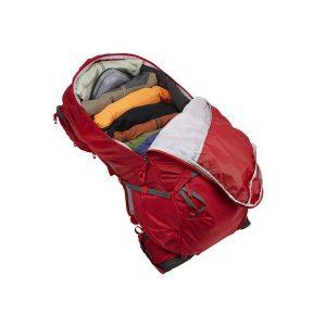 Ženski ruksak Thule Versant 70L crveni 9