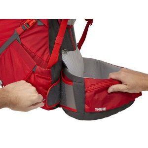 Muški ruksak Thule Versant 60L crveni 8