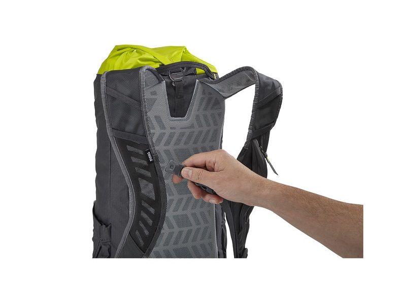 Ruksak za planinarenje Thule Stir 20L sivi