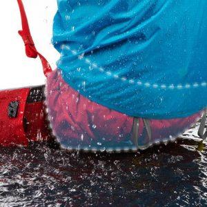 Ženski ruksak Thule Versant 70L crveni 15