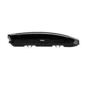 Thule Motion XT Sport (600) crna metalik krovna kutija 3