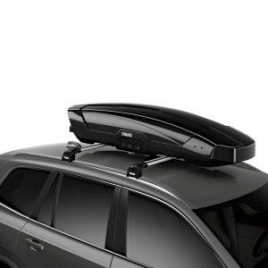 Thule Motion XT Sport (600) crna metalik krovna kutija 2