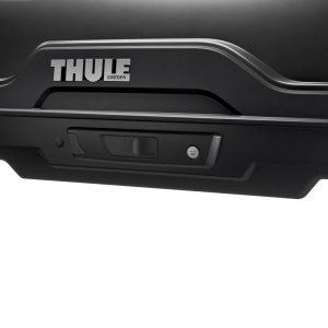 Thule Motion XT XL (800) titan metalik krovna kutija 5