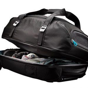Putna sportska torba s kotačićima Thule Crossover zapremine 87L plava 6