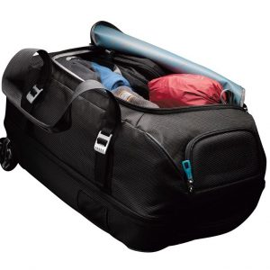 Putna sportska torba s kotačićima Thule Crossover zapremine 87L plava 5