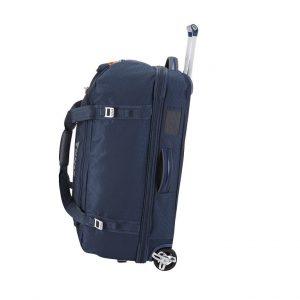 Putna sportska torba s kotačićima Thule Crossover zapremine 87L plava 8