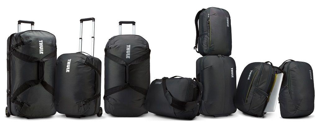 Univerzalni ruksak Thule Subterra Travel Backpack 30L siva