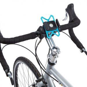 Držač mobitela za upravljač bicikla Thule Smartphone Bike Mount (uključena baza) 6