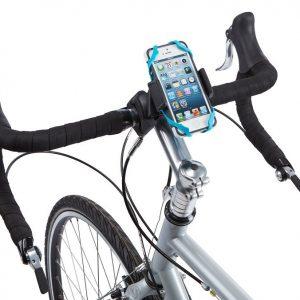 Držač mobitela za upravljač bicikla Thule Smartphone Bike Mount (uključena baza) 10