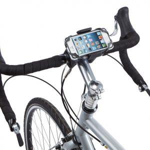 Držač mobitela za upravljač bicikla Thule Smartphone Bike Mount (uključena baza) 9