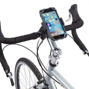 Držač mobitela za upravljač bicikla Thule Smartphone Bike Mount (uključena baza) 8