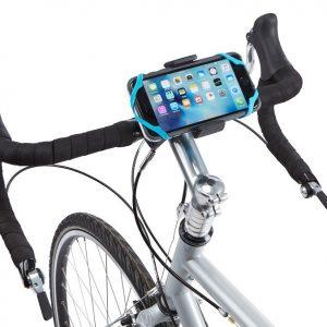 Držač mobitela za upravljač bicikla Thule Smartphone Bike Mount (uključena baza) 7