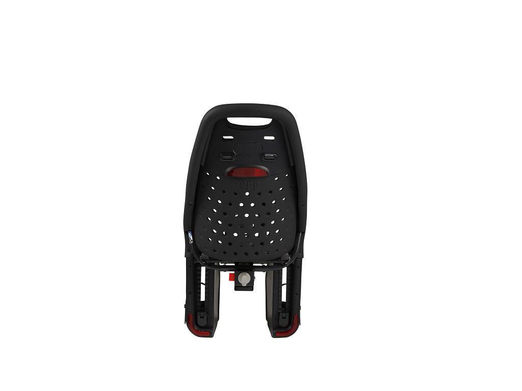 Dječja sjedalica stražnja za nosač Thule Yepp Maxi crna