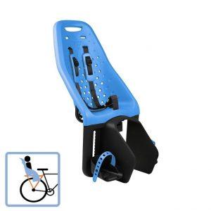 Dječja sjedalica stražnja za nosač Thule Yepp Maxi plava 2
