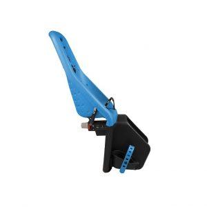 Dječja sjedalica stražnja za nosač Thule Yepp Maxi plava 4