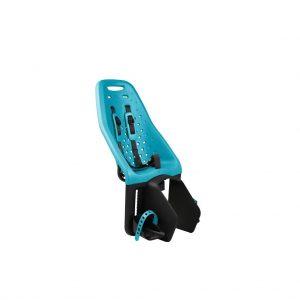 Dječja sjedalica stražnja za nosač Thule Yepp Maxi tirkizna 7